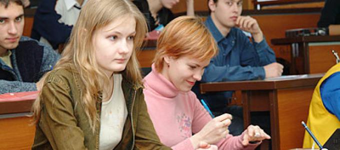 Для абитуриентов 2014 года не прошедших по конкурсу в высшие учебные заведения